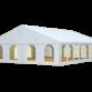 Alu tent 10 x 15 meter -0