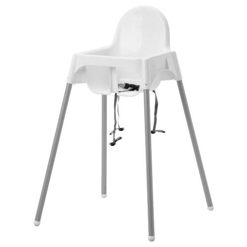 Kinderstoel met tuigje -0