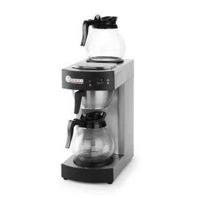 Koffiemachine met 2 kannen-0