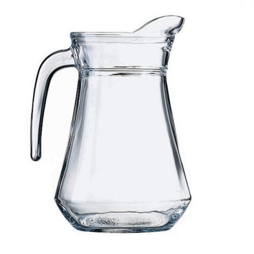 Glazen Schenkkan 1,5 ltr-0
