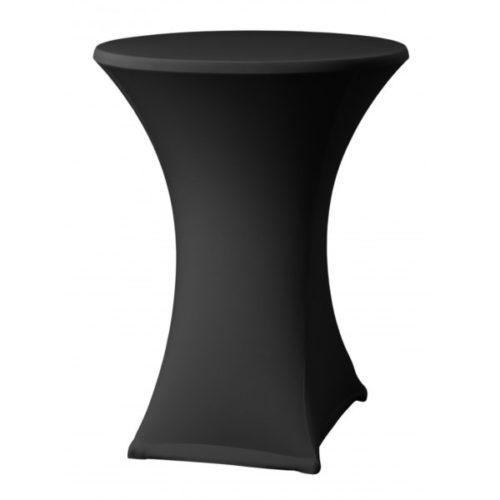 Statafel rok stretch zwart -0