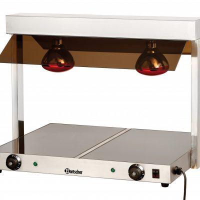 Warmte brug met 2 lampen-0